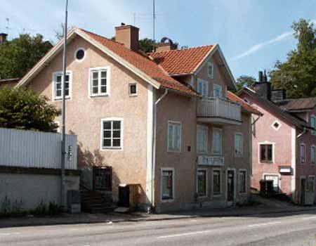 Östra Storgatan 1, Gnesta