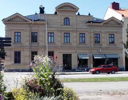Stockholmsvägen 1, Nyköping