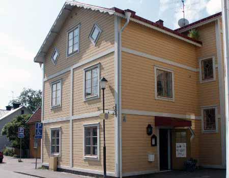 Västra Långgatan 15, Trosa